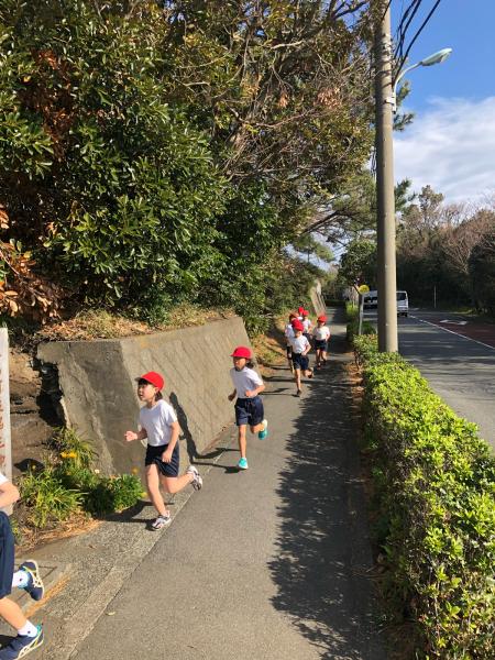 低学年のマラソン試走です!_a0131631_10415664.jpg