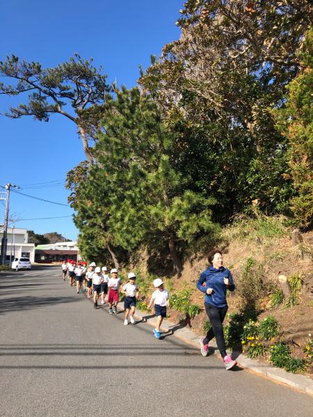 低学年のマラソン試走です!_a0131631_10423805.jpg