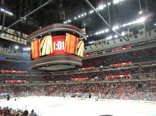 NHL観戦 ☆ ブラックホークス_e0303431_19232878.jpg