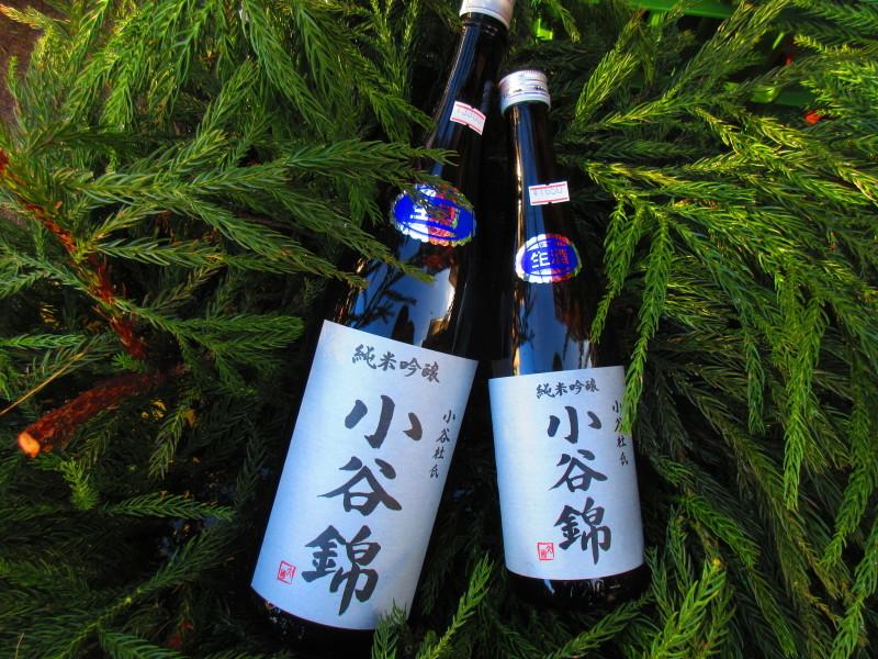 北安大國純米吟醸小谷錦生酒「北安醸造」様_b0140235_17391974.jpg