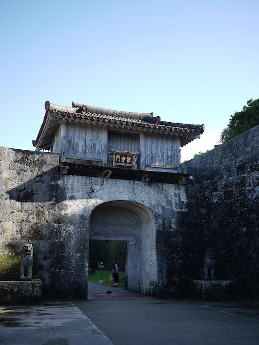 沖縄冬至越えの旅9 火災後の首里城へ_e0359436_10365844.jpeg