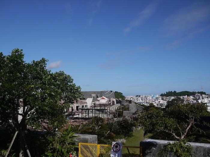 沖縄冬至越えの旅9 火災後の首里城へ_e0359436_10411976.jpeg