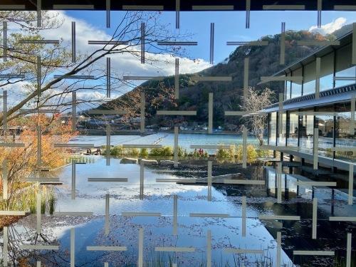 嵐山の新名所「福田美術館」へ_b0325640_11265955.jpg