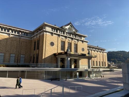 嵐山の新名所「福田美術館」へ_b0325640_12194201.jpg