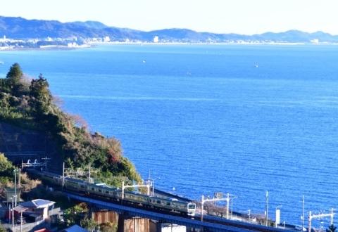駿河湾で撮り鉄_d0285540_06385413.jpg
