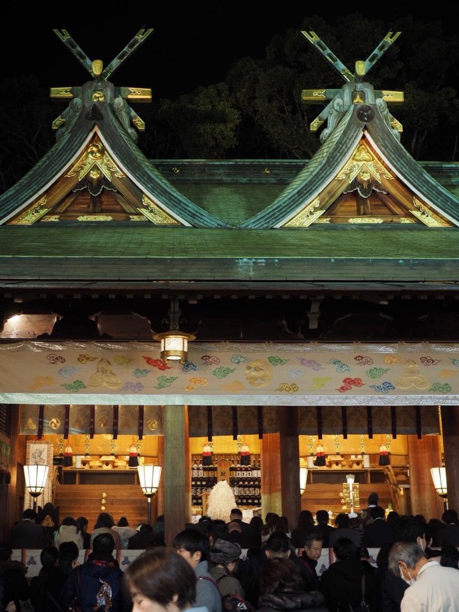 西宮戎神社の宵宮へ行ってきました_f0135940_02480483.jpg