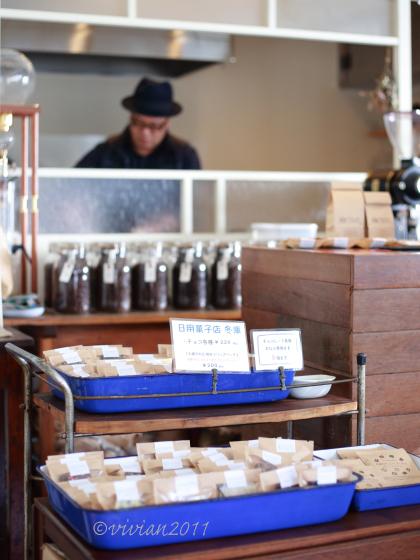 KALEIDO COFFEE ROASTERY(カレイドコーヒーロースタリー)~冬庫さんのチョコレート~_e0227942_22373113.jpg