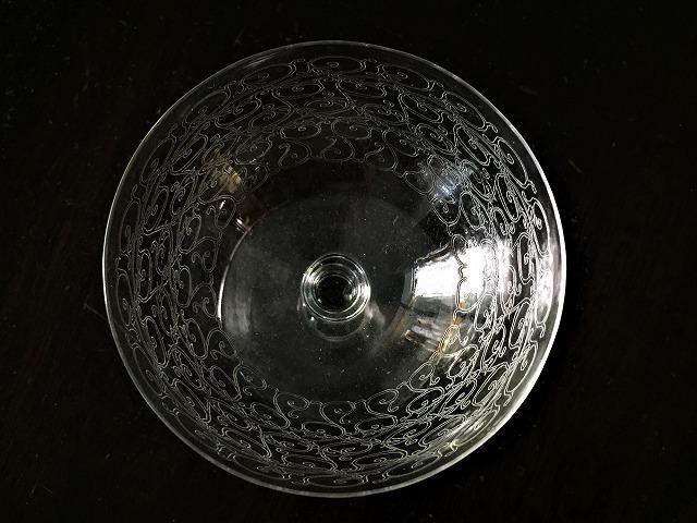 渦巻グラビール模様のクリスタルグラス110 3種_f0112550_01541714.jpg