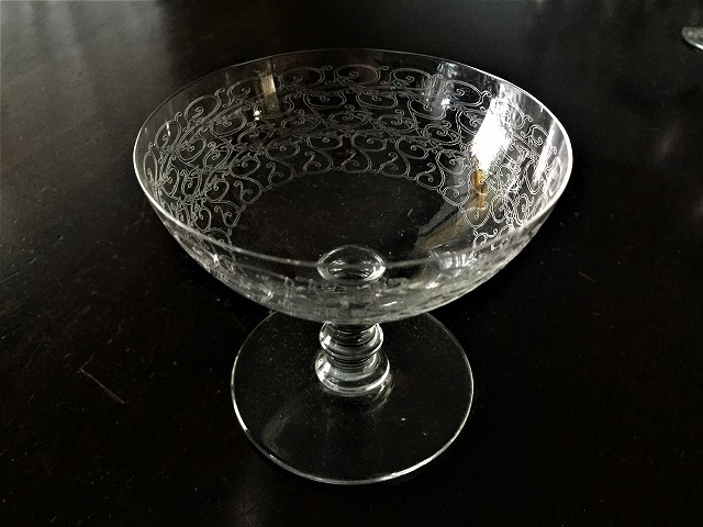 渦巻グラビール模様のクリスタルグラス110 3種_f0112550_01541754.jpg