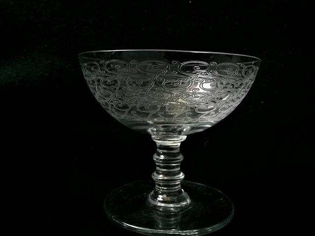 渦巻グラビール模様のクリスタルグラス110 3種_f0112550_01541774.jpg