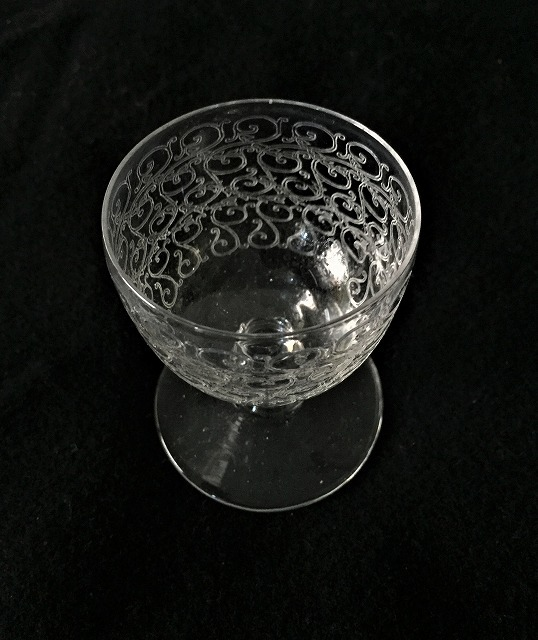 渦巻グラビール模様のクリスタルグラス110 3種_f0112550_01585720.jpg