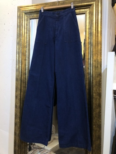 NEW ARRIVAL*VINTAGE DENIM PANTS_e0148852_20024694.jpg