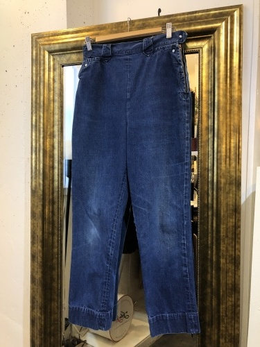 NEW ARRIVAL*VINTAGE DENIM PANTS_e0148852_20041125.jpg