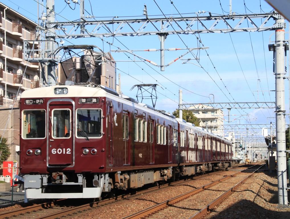 阪急6000系 6012F 久しぶりの復活。_d0202264_14264336.jpg