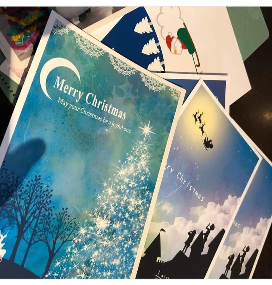 【児童養護施設でのクリスマスコンサート】_f0315370_15383219.jpg