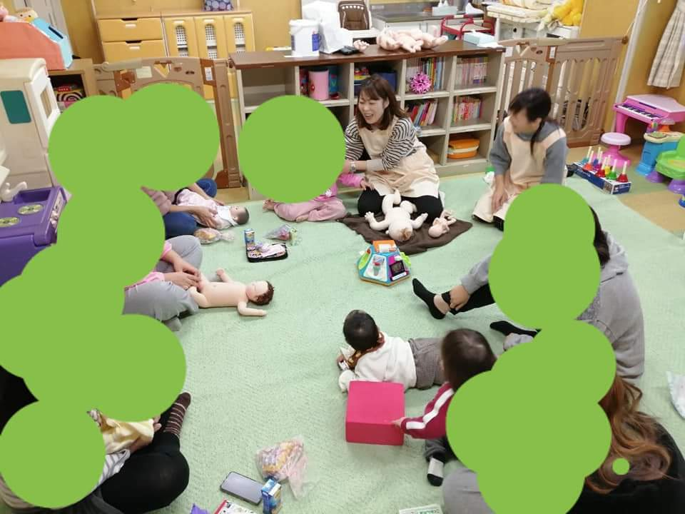 【12月 母子支援施設】_f0315370_15414475.jpg