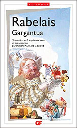 ラブレーの『ガルガンチュア』を読むためにグジュネムの『16世紀フランス文法』を見たいけど売ってないのでした(´∀`)の巻_d0026378_21120478.jpg