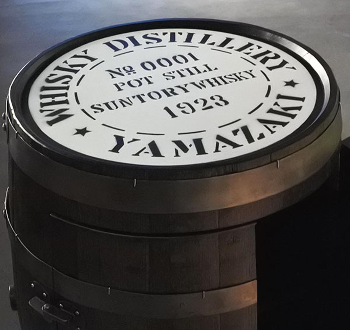 サントリー樽ものがたり「樽キャビネットフェア」_d0224984_12363456.jpg