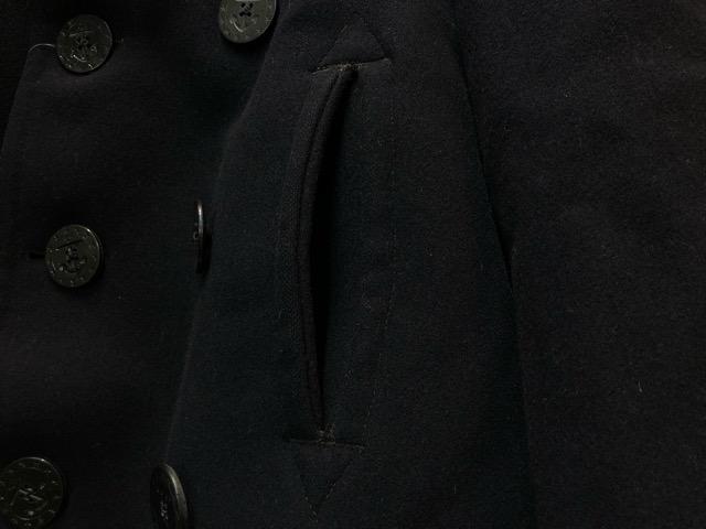1月15日(水)マグネッツ大阪店ヴィンテージ入荷!!#1 U.S.Navy編! 1910\'s 13starButtonP-Coat & WatchCap、WeatherParka!!_c0078587_0434828.jpg