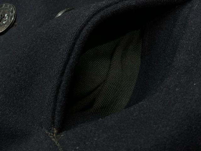 1月15日(水)マグネッツ大阪店ヴィンテージ入荷!!#1 U.S.Navy編! 1910\'s 13starButtonP-Coat & WatchCap、WeatherParka!!_c0078587_043576.jpg