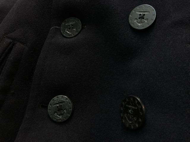1月15日(水)マグネッツ大阪店ヴィンテージ入荷!!#1 U.S.Navy編! 1910\'s 13starButtonP-Coat & WatchCap、WeatherParka!!_c0078587_0444886.jpg