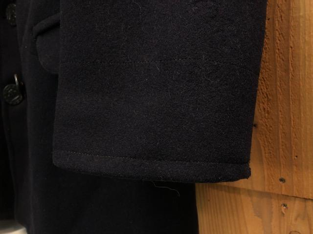 1月15日(水)マグネッツ大阪店ヴィンテージ入荷!!#1 U.S.Navy編! 1910\'s 13starButtonP-Coat & WatchCap、WeatherParka!!_c0078587_0455344.jpg