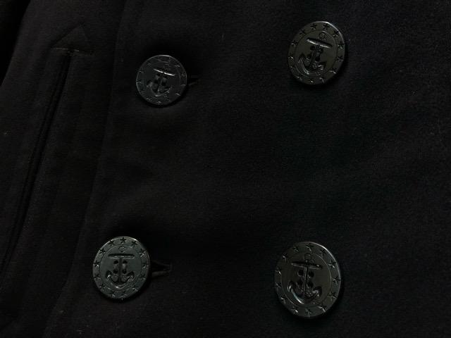 1月15日(水)マグネッツ大阪店ヴィンテージ入荷!!#1 U.S.Navy編! 1910\'s 13starButtonP-Coat & WatchCap、WeatherParka!!_c0078587_049395.jpg