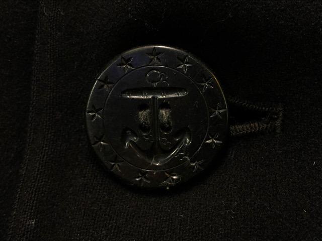 1月15日(水)マグネッツ大阪店ヴィンテージ入荷!!#1 U.S.Navy編! 1910\'s 13starButtonP-Coat & WatchCap、WeatherParka!!_c0078587_0494770.jpg