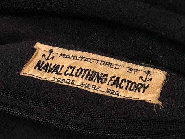 1月15日(水)マグネッツ大阪店ヴィンテージ入荷!!#1 U.S.Navy編! 1910\'s 13starButtonP-Coat & WatchCap、WeatherParka!!_c0078587_051171.jpg