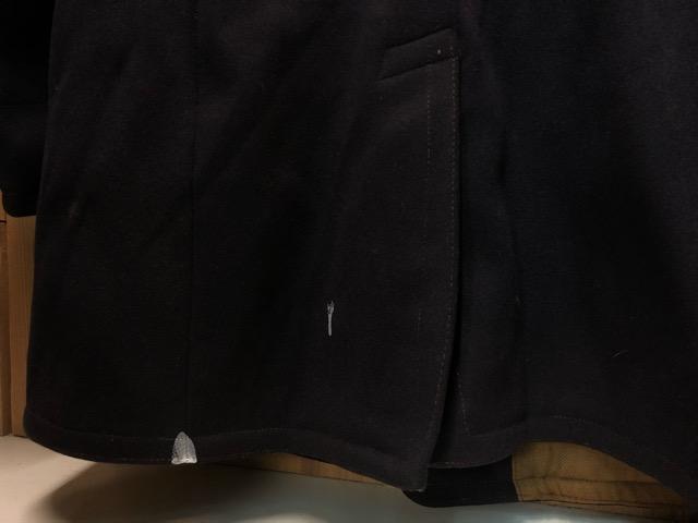 1月15日(水)マグネッツ大阪店ヴィンテージ入荷!!#1 U.S.Navy編! 1910\'s 13starButtonP-Coat & WatchCap、WeatherParka!!_c0078587_2245024.jpg