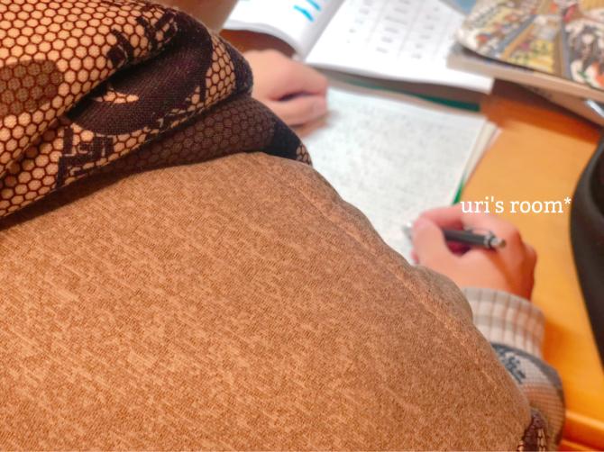 ポチレポ!今年のお買い物スタートヽ(´▽`)/ そして我が家の受験生。_a0341288_23492117.jpg