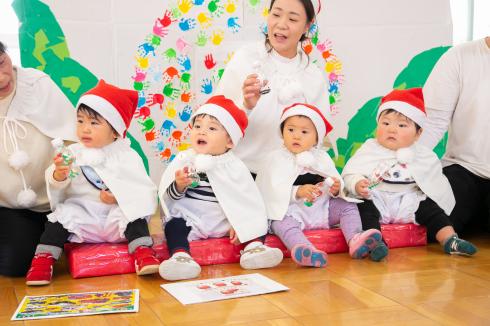 【豊洲園】クリスマス会_a0267292_16495479.jpg
