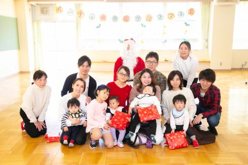【豊洲園】クリスマス会_a0267292_16541432.jpg
