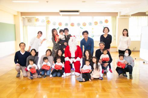 【豊洲園】クリスマス会_a0267292_16543172.jpg