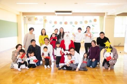 【豊洲園】クリスマス会_a0267292_16544944.jpg