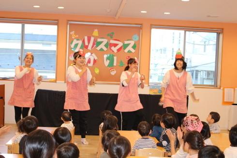 【鶴見】クリスマス会_a0267292_16585028.jpg
