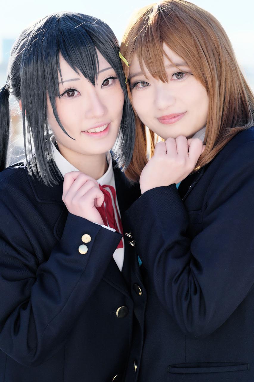平沢唯&中野梓/コハルさん&水菜さん_c0119094_22290726.jpg