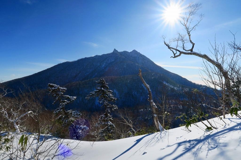 視界がすこぶる良かったオコタンペ山、2020.1.9_f0138096_20543409.jpg