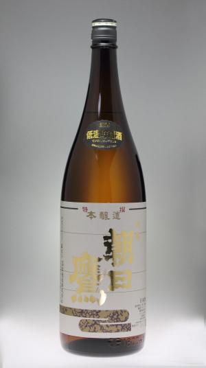 朝日鷹 特撰 本醸造[高木酒造]_f0138598_00230545.jpg