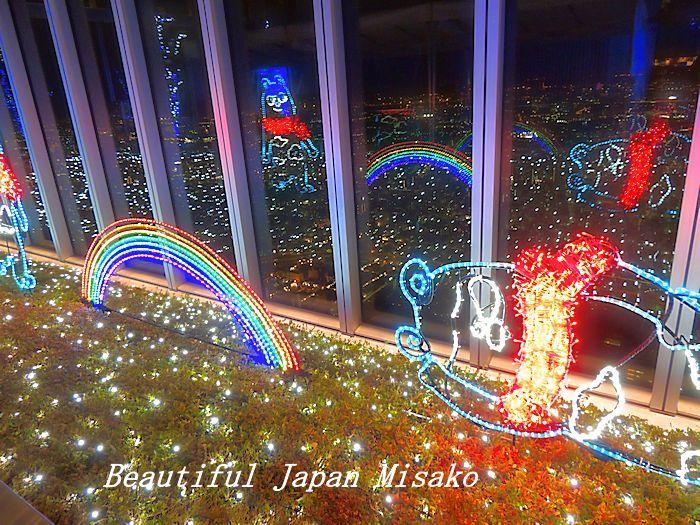 大阪の街に眠るあべのベアー🐻(笑)・゚☆、・:`☆・・゚・゚☆。_c0067206_09284450.jpg
