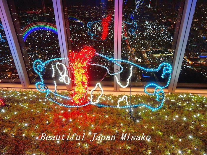 大阪の街に眠るあべのベアー🐻(笑)・゚☆、・:`☆・・゚・゚☆。_c0067206_09284696.jpg