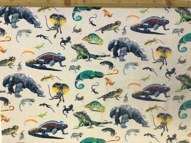 布「魚類」「爬虫類」_d0156706_14420111.jpg