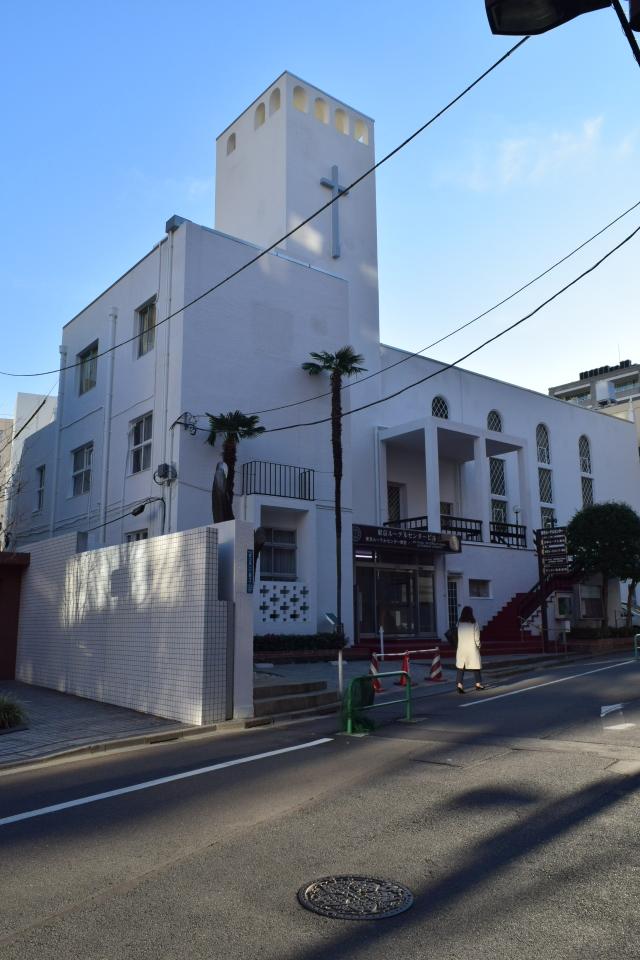 東京千代田区のルーテルセンター教会(昭和モダン建築探訪)_f0142606_10372549.jpg