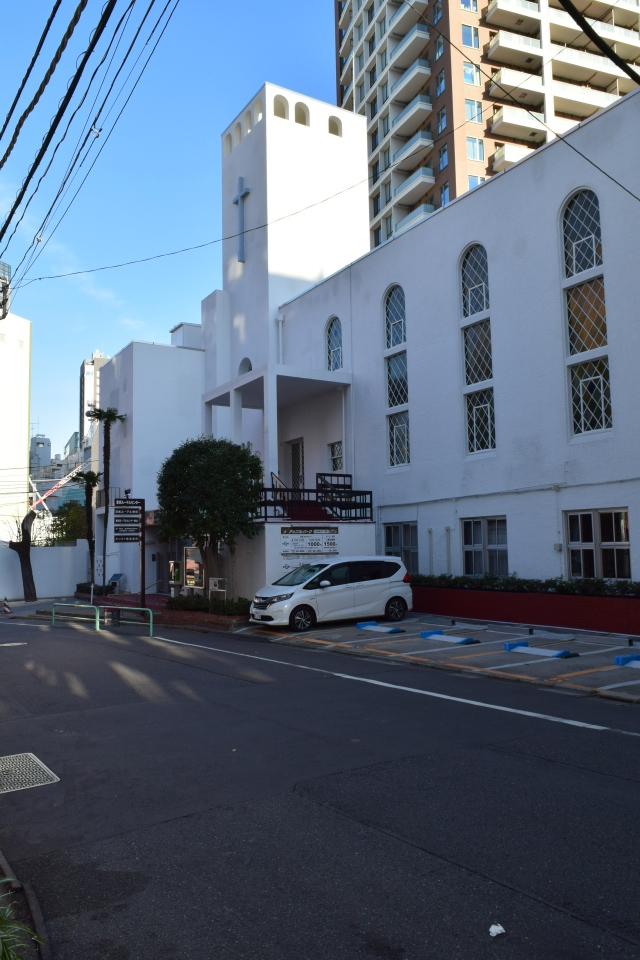 東京千代田区のルーテルセンター教会(昭和モダン建築探訪)_f0142606_10393457.jpg