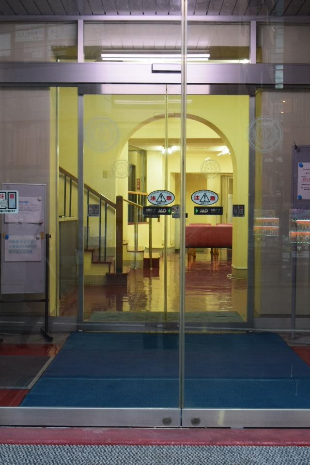 東京千代田区のルーテルセンター教会(昭和モダン建築探訪)_f0142606_11152665.jpg