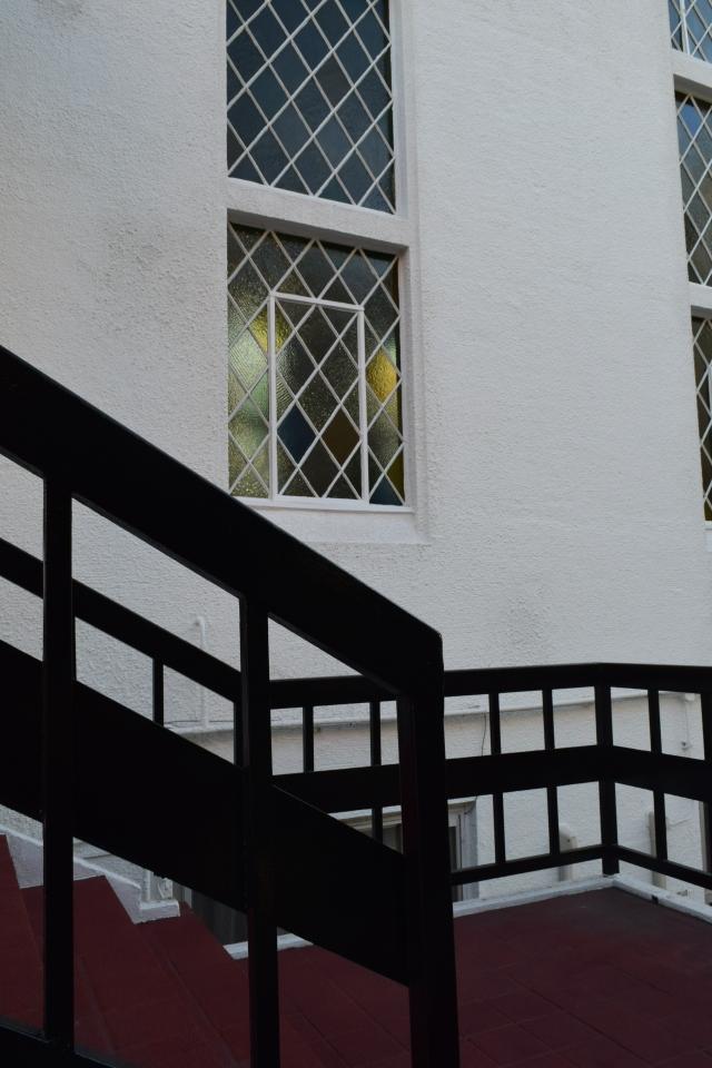 東京千代田区のルーテルセンター教会(昭和モダン建築探訪)_f0142606_11172397.jpg
