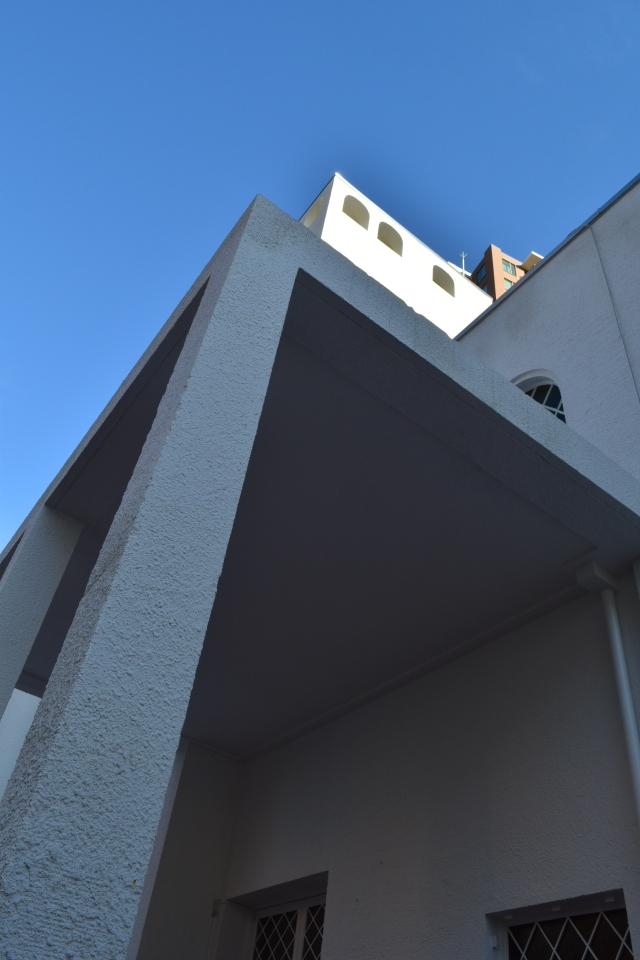 東京千代田区のルーテルセンター教会(昭和モダン建築探訪)_f0142606_11193183.jpg
