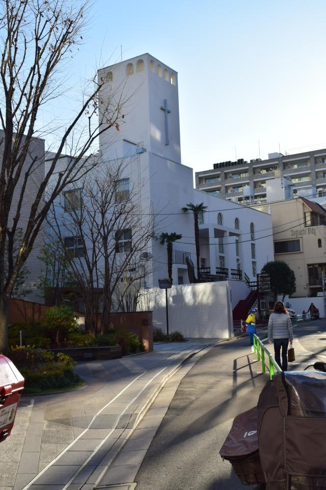 東京千代田区のルーテルセンター教会(昭和モダン建築探訪)_f0142606_11242679.jpg