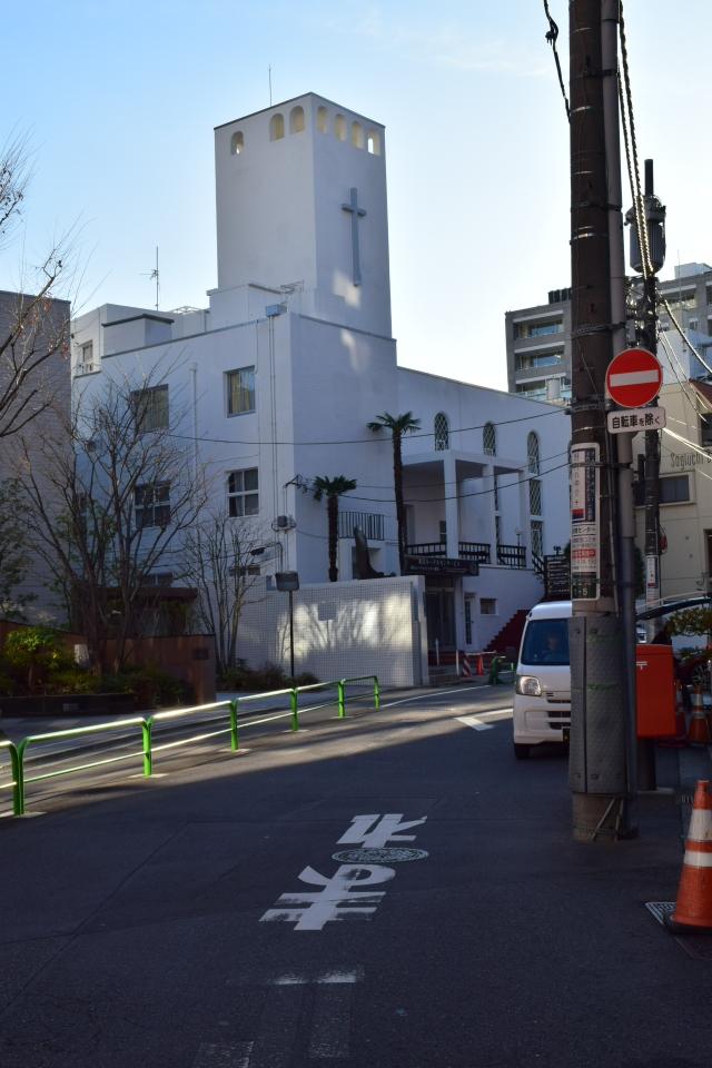東京千代田区のルーテルセンター教会(昭和モダン建築探訪)_f0142606_11261688.jpg
