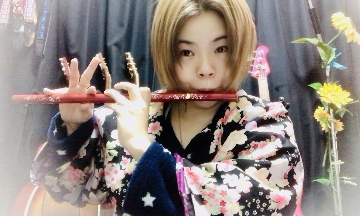 【邦楽キナコ録 25】篠笛はじめました。_f0115311_05243090.jpeg